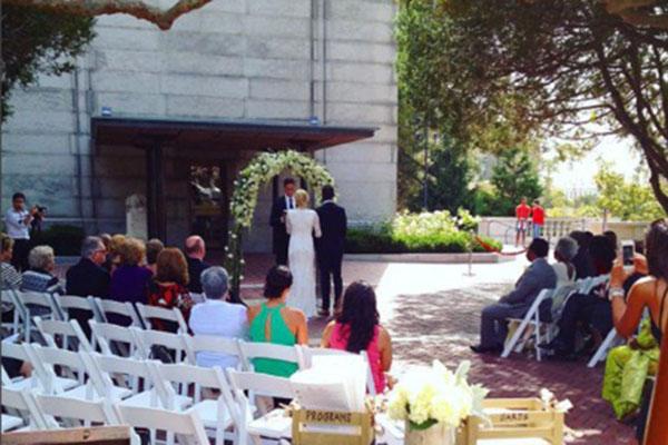Campanile Esplanade Wedding